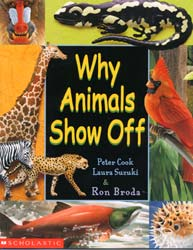 Why Animals Show Off cover