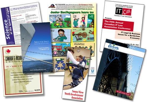 Ads & Brochures